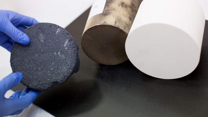 Thumbnail for Environmental catalysis